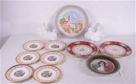 Mixed lot of vintage china and ceramic items
