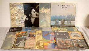 The Beatles - Collection of 33rpm Lennon, McCartney,