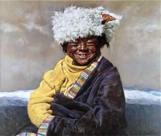 Xiaodong, Yu - Young Tibetan - 2001