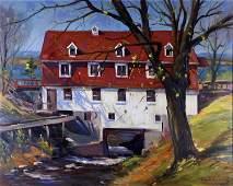 Leclerc, Raynald - Le moulin de Beaumont