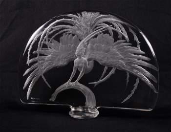 Lalique, René - Fire Bird - 1922