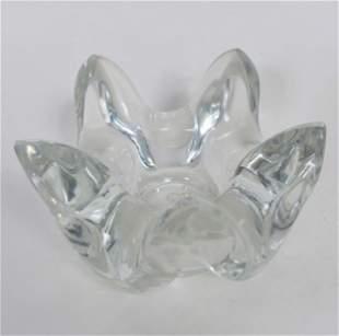 Lalique - Crystal centerpiece