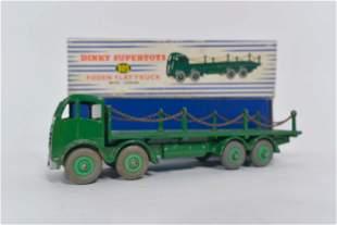 Dinky - Leyland Foden flat truck - 1954-64
