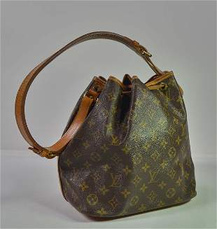 Louis Vuitton - Noe monogram model shoulder bag - 1998