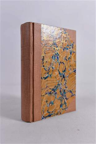 Richepin, Jean - L'aimé, first edition, signed - 1893