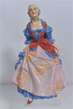Royal Doulton - Serena figurine - 1938-1949