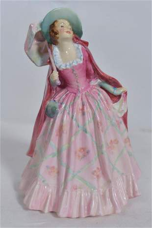Royal Doulton - Mirabel figurine - 1935-1949