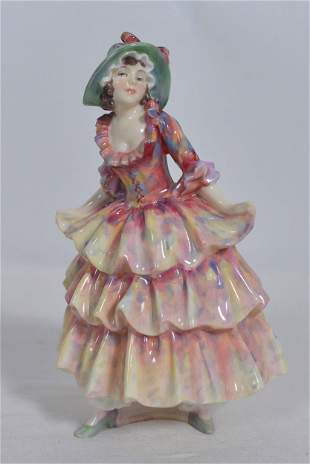 Royal Doulton - Grizel figurine - c.1930