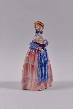 Royal Doulton - Christine figurine - c.1930