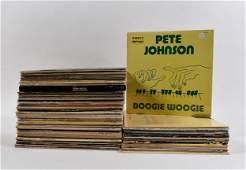 Vintage jazz vinyls lot - 1950-80