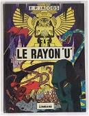 """Jacobs, Edgar Pierre - Blake et Mortimer """"Le rayon U"""","""