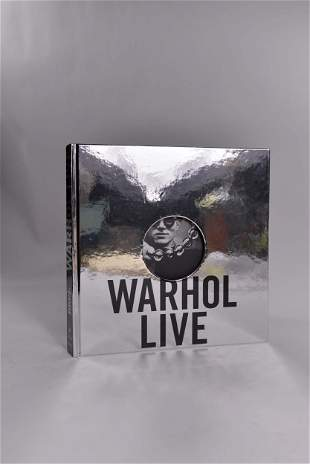 Stéphane Aquin (dir.) - Warhol Live, exhibition catalog