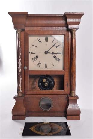 Antique mantle clock - c.1880