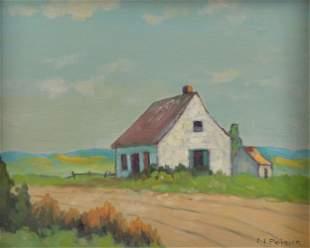 Poirier, Narcisse - Maison de campagne