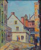 Constantineau, Fleurimond - Rue de Québec