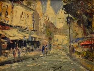 Giunta, Joseph  - La place du Tertre, Paris