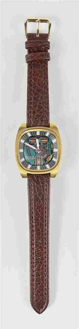 Bulova - Spaceview Accutron men's watch - 1965