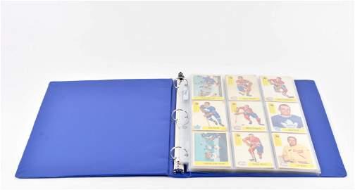 Parkhurst 1958-59 Hockey Card Series - 1958