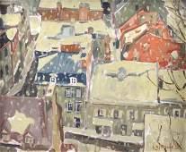 Lapensée, Michel - Jour de neige - 1986