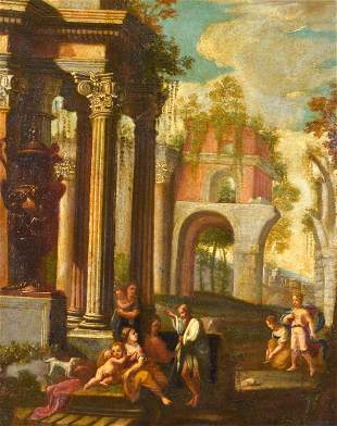 Panini, Giovanni Paolo - Ruines