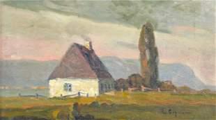Gignac, Marie Louise - Maison de campagne