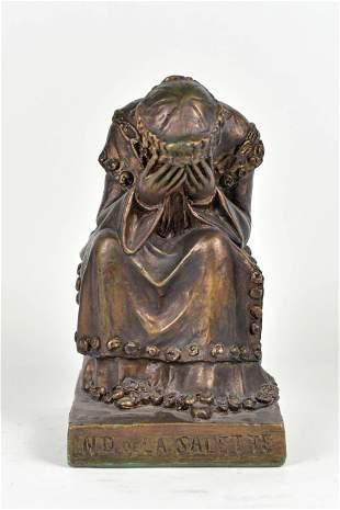 Laliberté, Alfred - N.D de la Salette, sanctuaire du