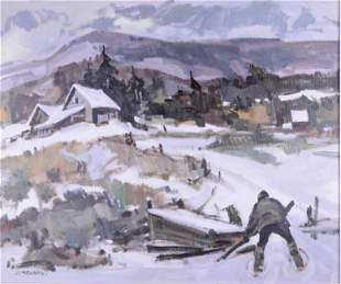 Brunoni, Serge - Première neige