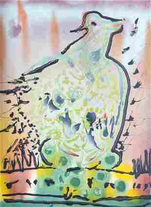 Riopelle, Jean-Paul - Testament de l'oye - 1996