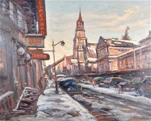 Giunta, Joseph - Rue St-Paul, Montréal