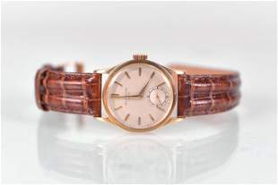 Patek Philippe - 18K gold men's Calatrava watch