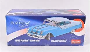 Sun Star - 1955 Pontiac Star Chief die-cast model