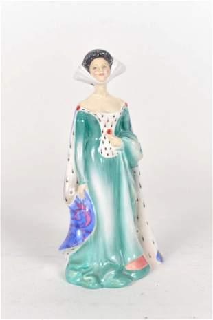 Royal Doulton - Vintage porcelain figurine, Damaris -