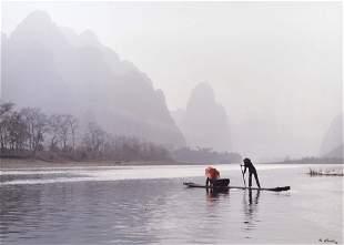 Levitt, D. - Asian Landscape - 1999