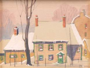 Norwell, Graham - Maisons - 1948