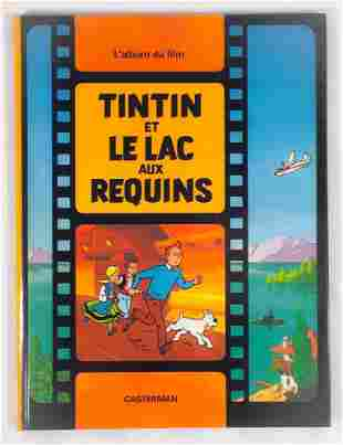 Tintin et le lac aux requins - 1976