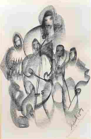 Perlmutter, Zoltan - Figures