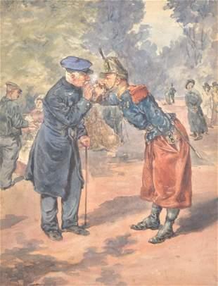 Campani, C. - Soldiers