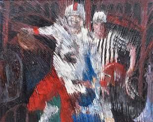 Michel, Jules - Joueur de football - 1983