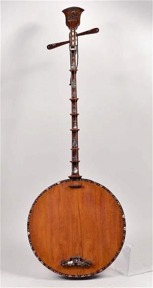 Ruan (moon guitar)