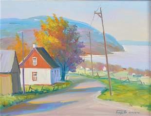 Leclerc, Raynald - Vers Baie St-Paul