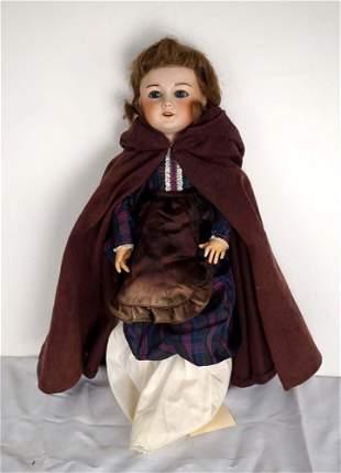 Jumeau - Antique porcelain doll