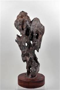 Contemplation stone (gongshi)