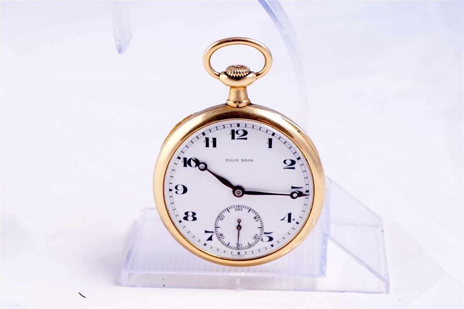 Vacheron Constantin - 14K gold pocket watch - 1920