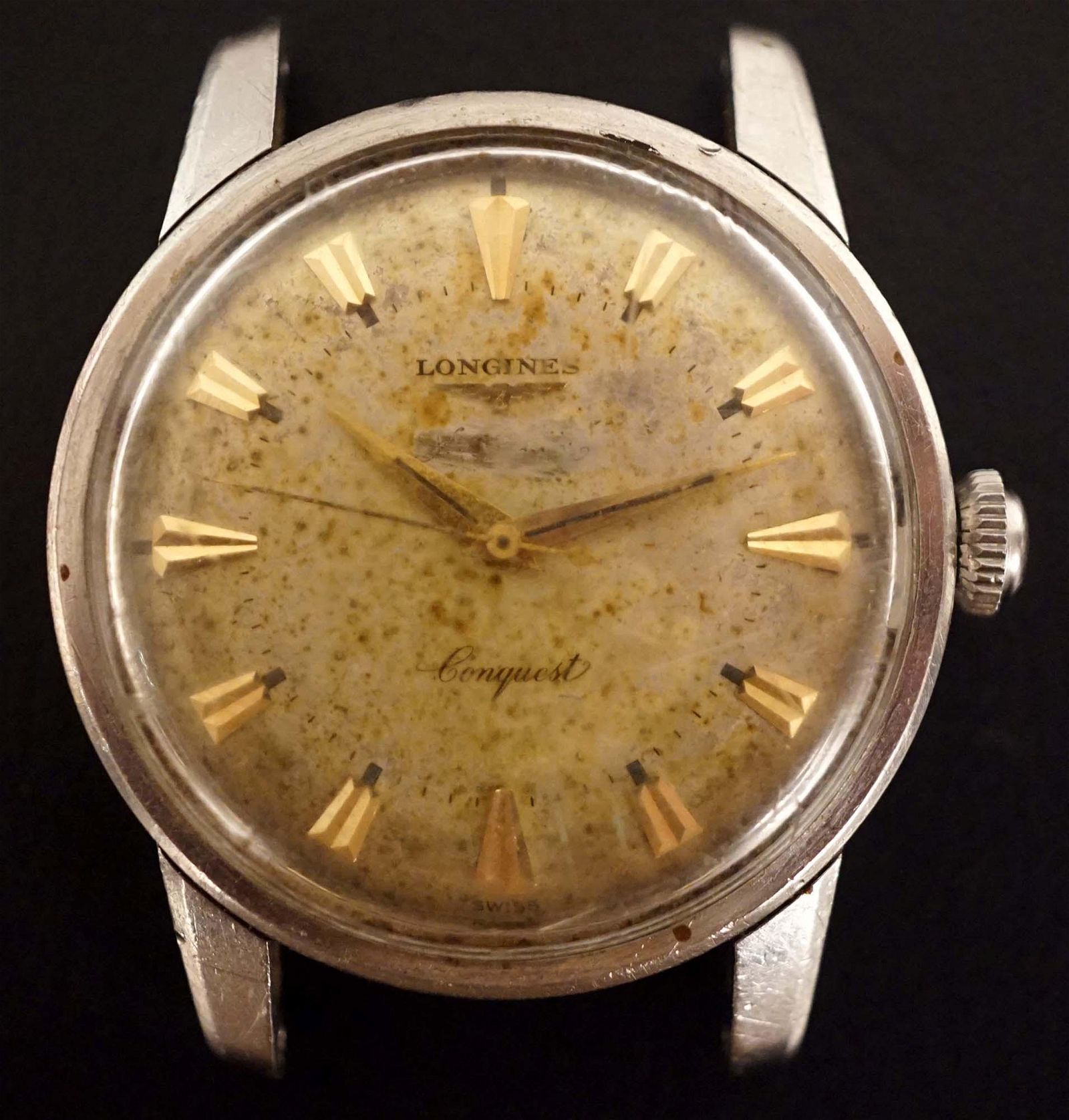 Longines - Conquest watch - 1956