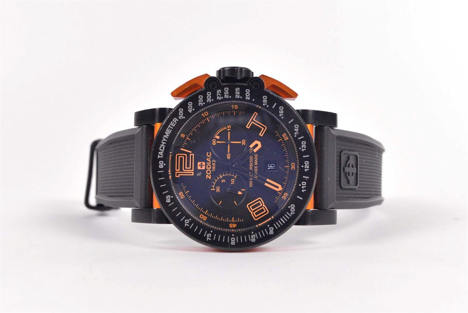 Zodiac - Men's chronometer and tachymeter ZMX-02 watch