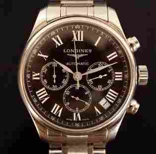 Longines - Master Collection automatic watch - c.2010