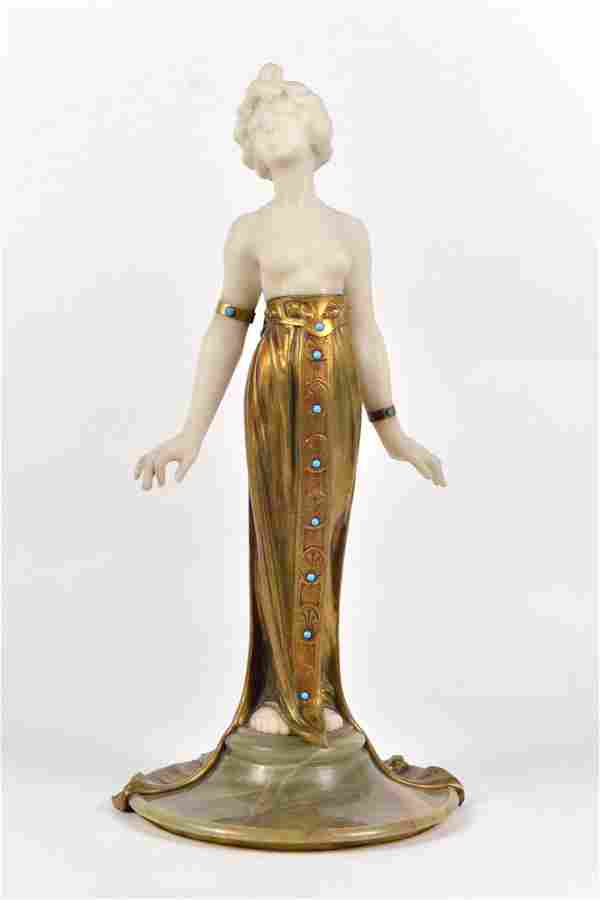 Georges Flamand - Dancer - c.1920