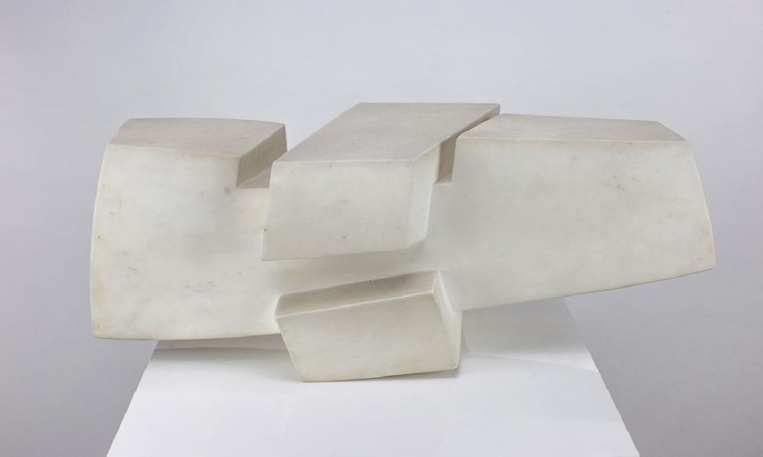 James Rosati (American, 1912-1988) Marble, 1965