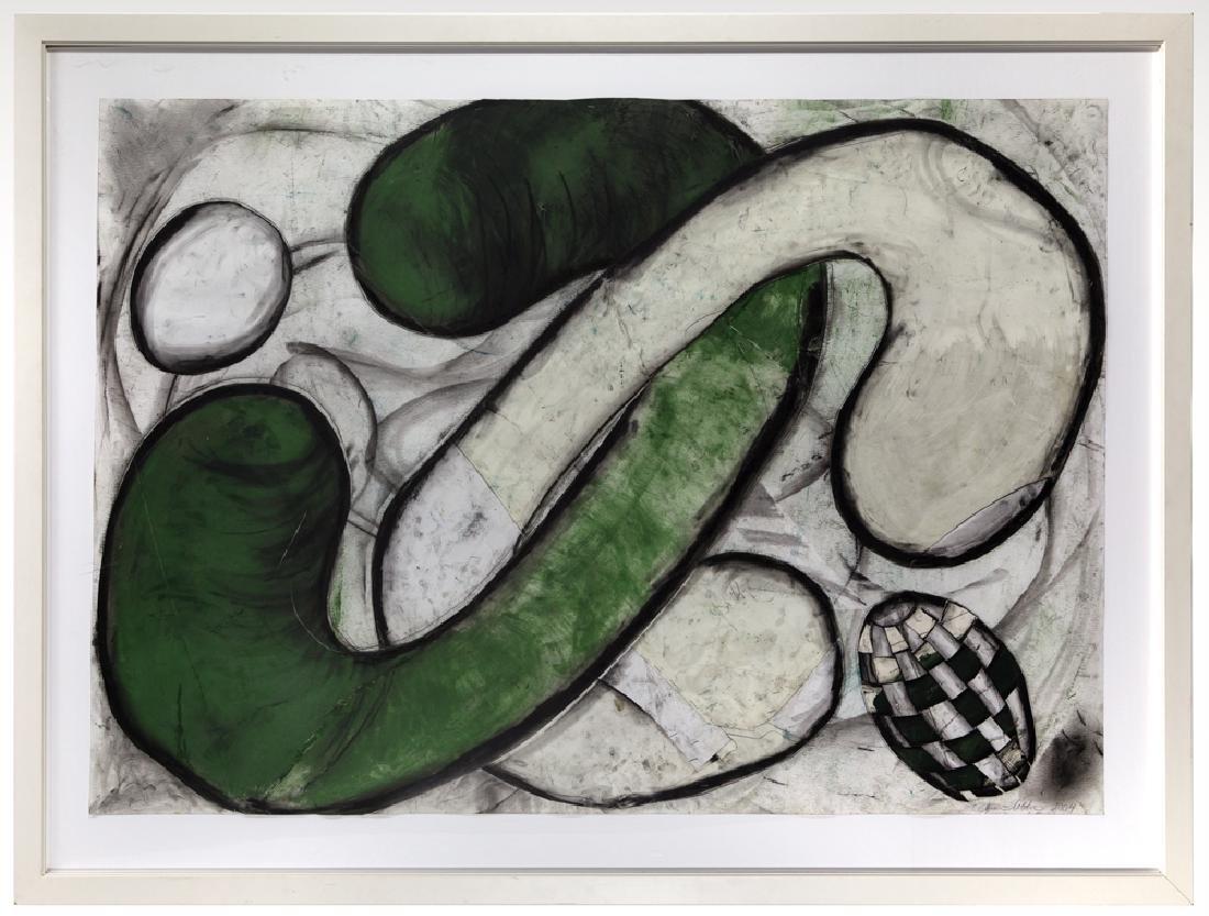 Ann Weber    Cutty, Two Rocks (for AK)  (2004)