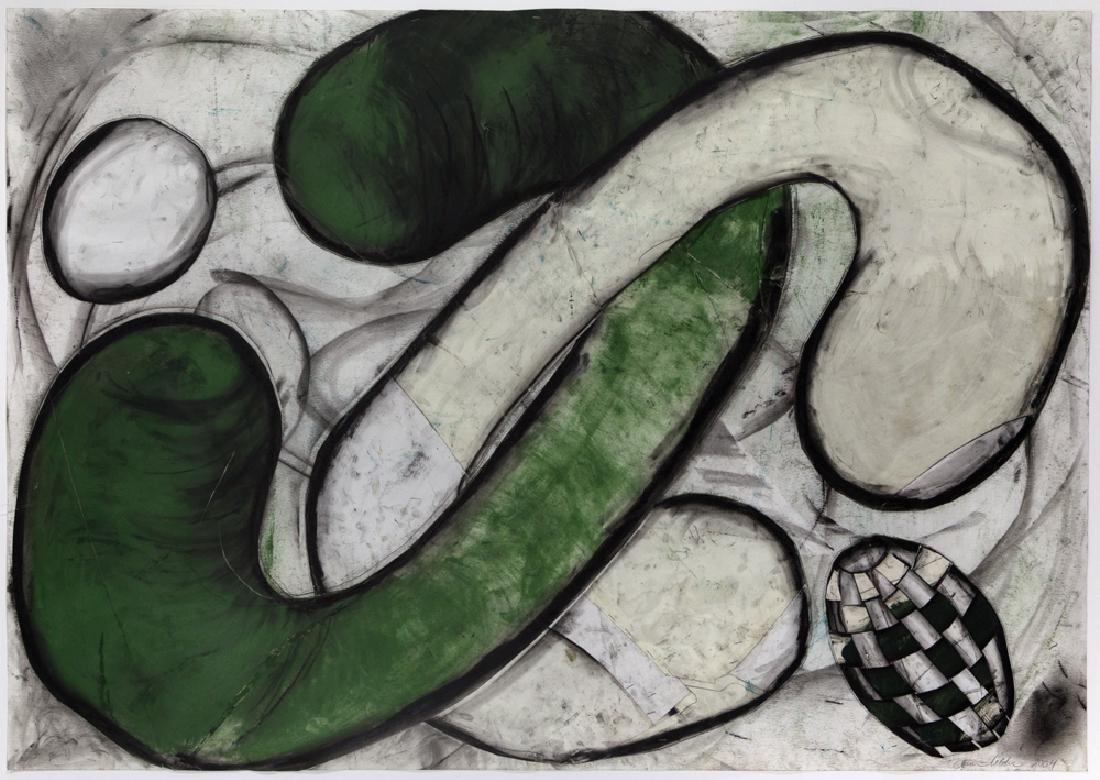 Ann Weber    Cutty, Two Rocks (for AK)  (2004) - 2